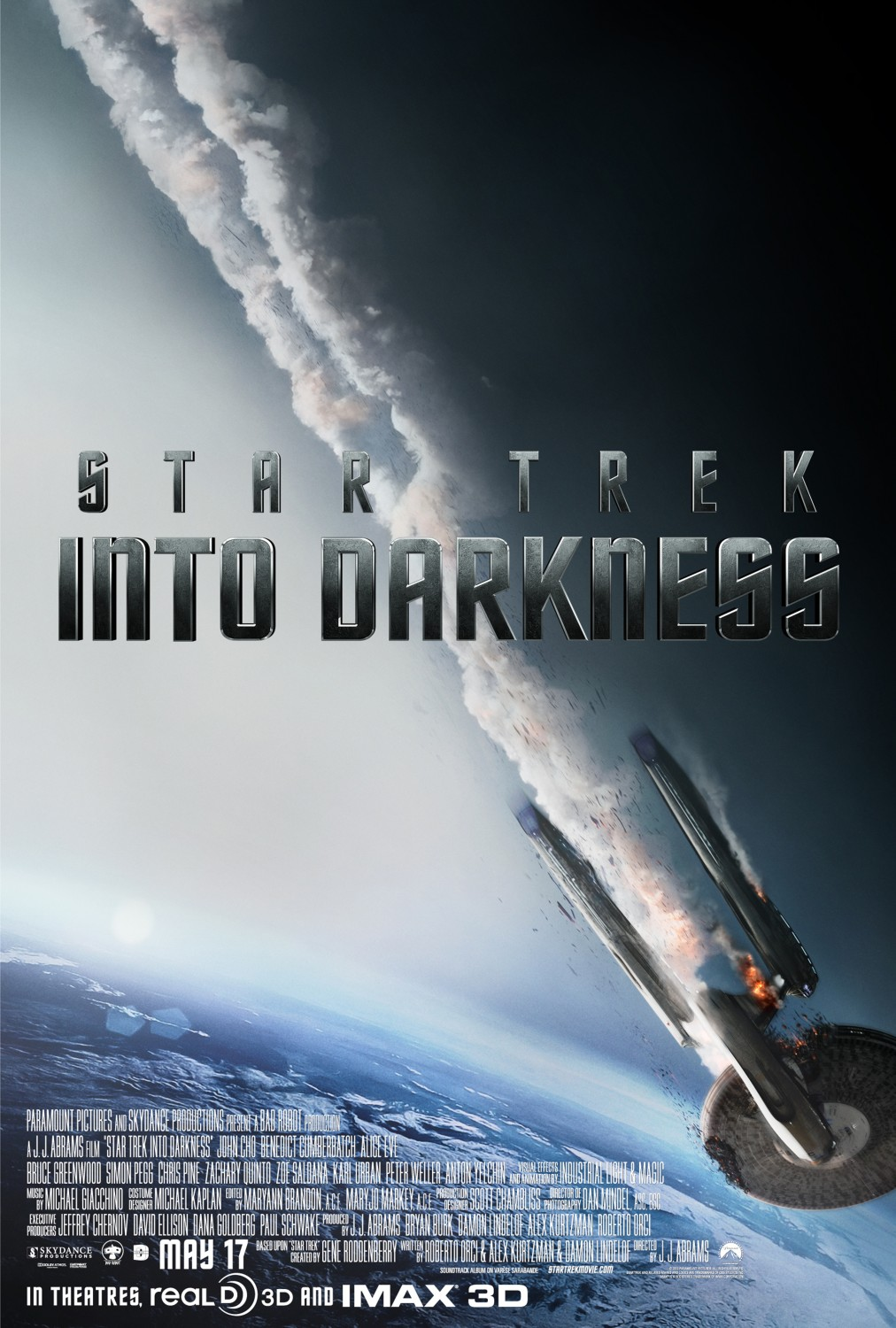 The-Enterprise-in-Star-Trek-Into-Darkness-2013-Movie-Poster