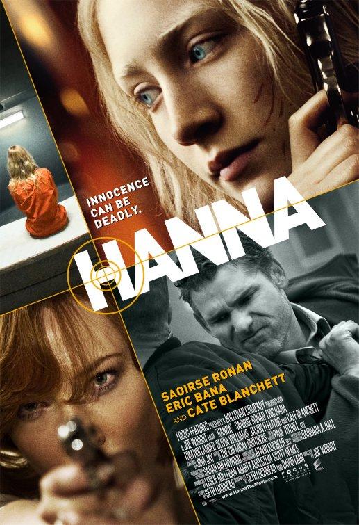 hanna movie poster