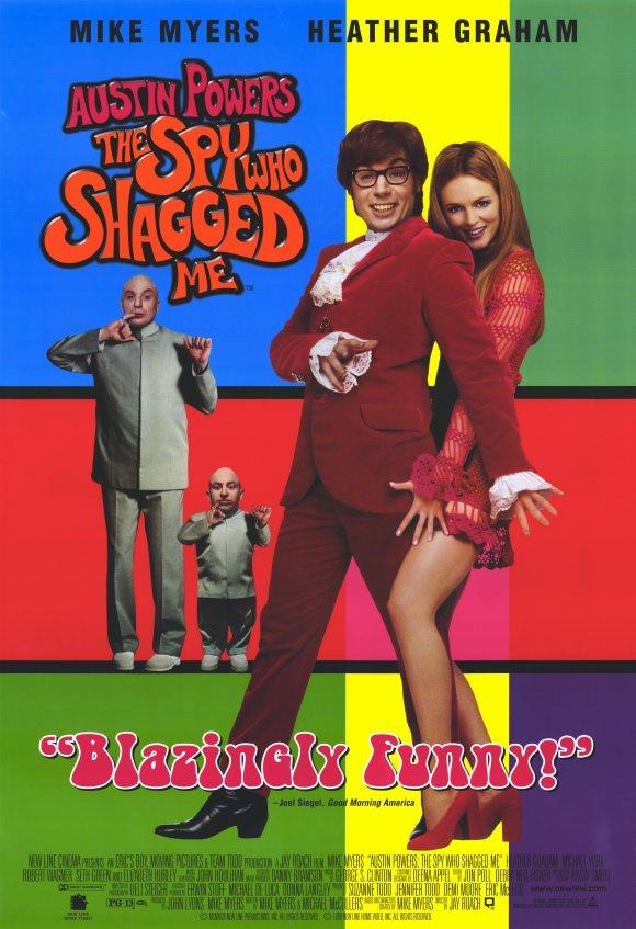Austin Powers 2 The Spy Who Shagged Me 1999 C C Movie Reviews