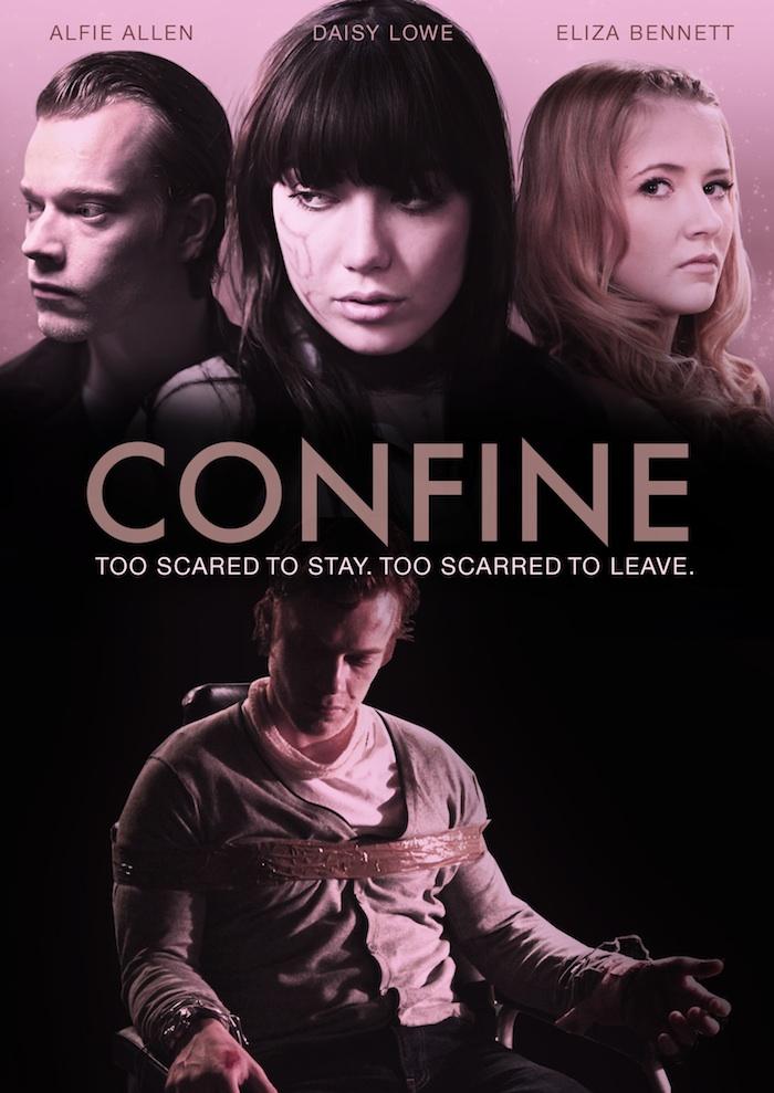Confine-poster