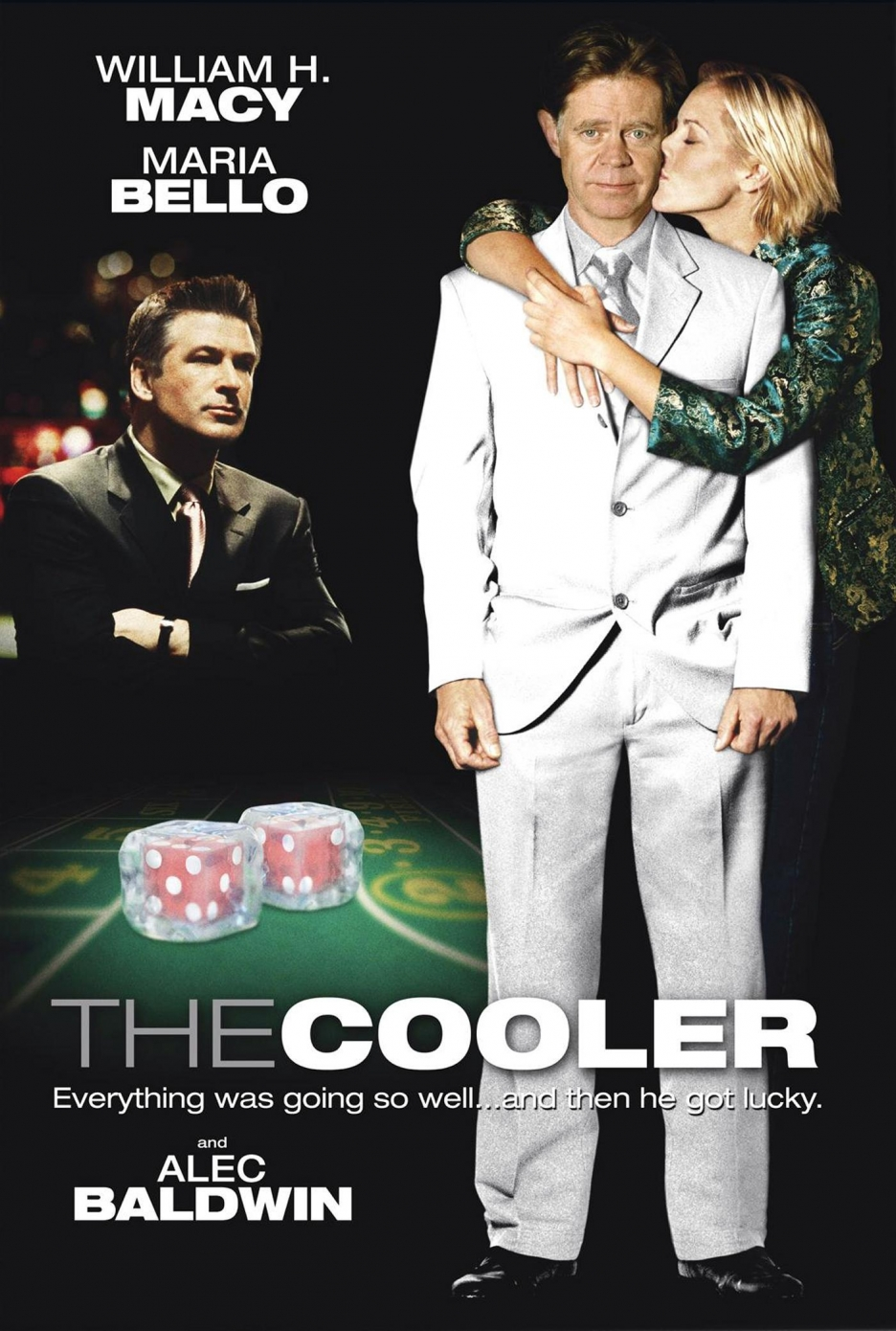 The Cooler (2003) : C.C. Movie Reviews