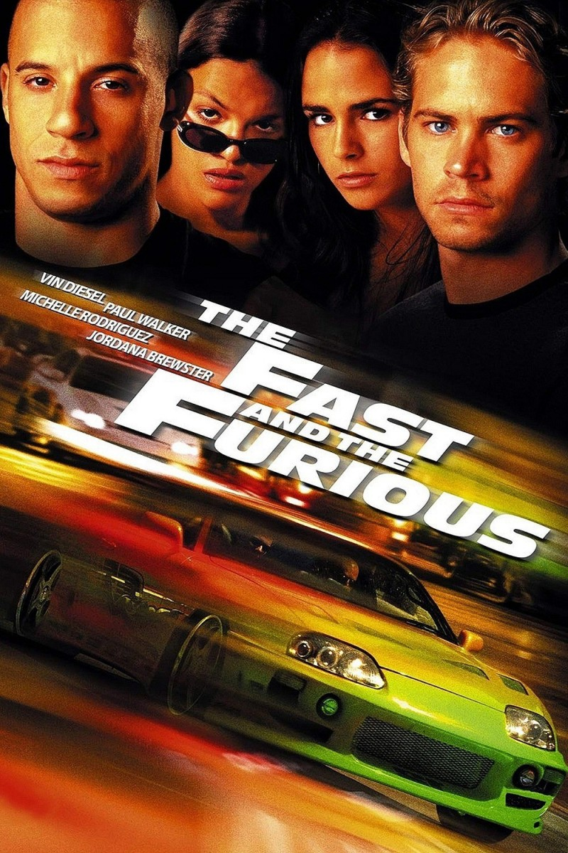 The Fast and the Furious (2001) | C.C. Movie Reviews Pacific Rim 2013 Dvd Cover