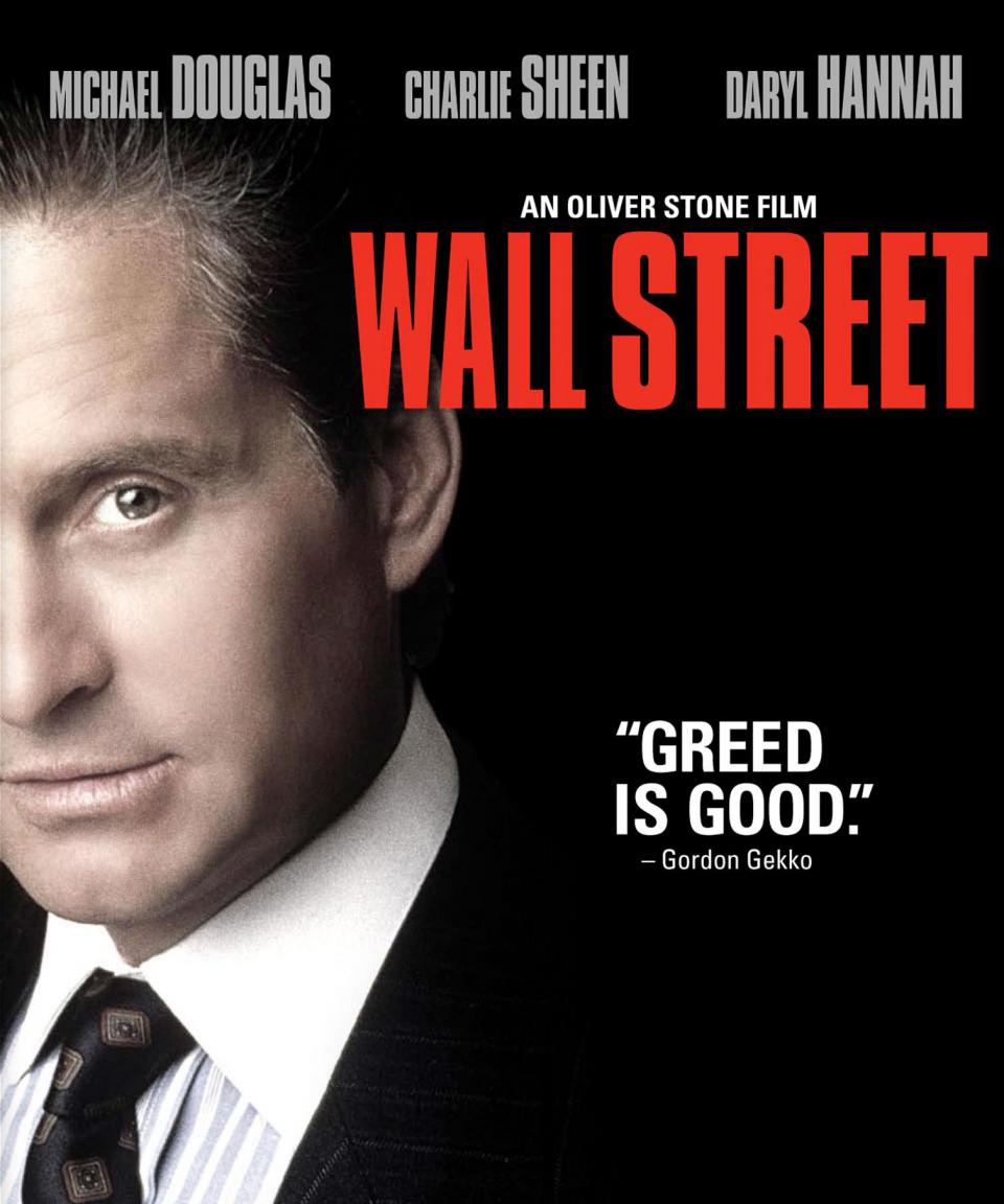 Wall Street (1987) | C.C. Movie Reviews